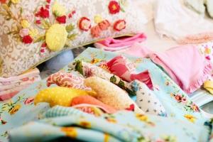 Goodies in Nora's nursery